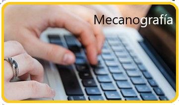 cursos intensivos de mecanografia