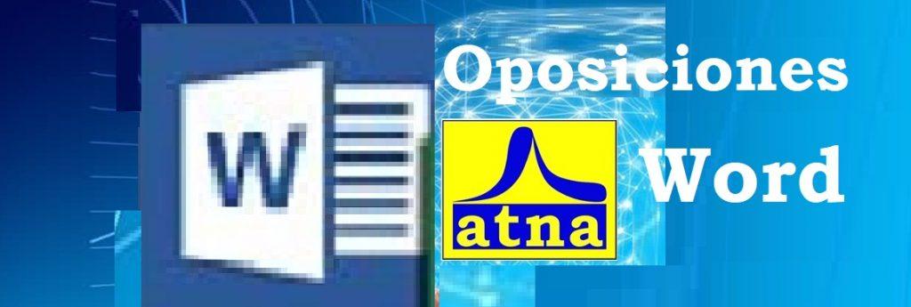 word-oposiciones