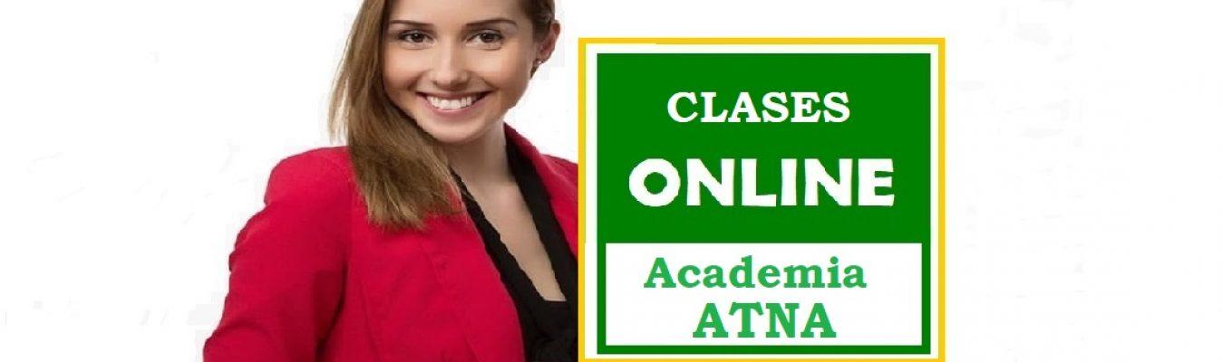 clases online academia atna